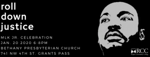 Roll Down Justice--MLK Day Celebration @ Bethany Presbyterian Church
